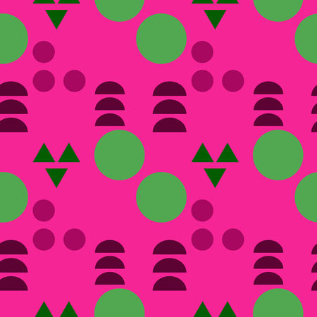Eyes in the wild seamless pattern. Suitable for screen, print and other media.