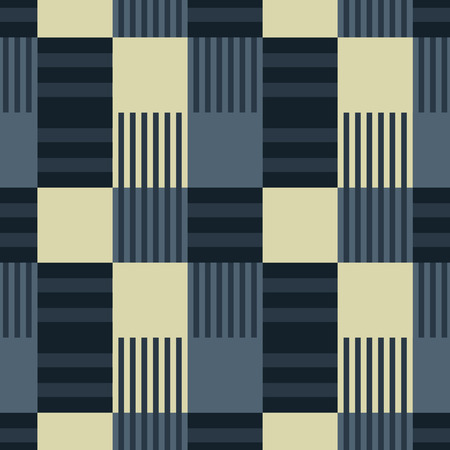Vertical dominance seamless pattern. Suitable for screen, print and other media.
