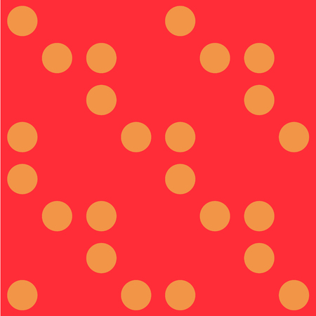 Broken game seamless pattern. Strict line geometric pattern for your design.