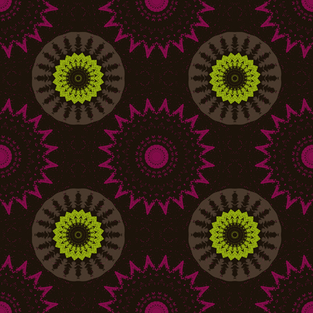 Grunge tribal, native like seamless pattern, abstract colorful background, texture. seamless pattern, abstract colorful background, texture