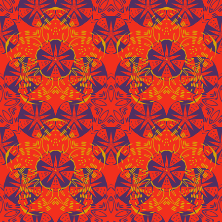 Asian, flower like seamless pattern, abstract colorful background, texture. seamless pattern, abstract colorful background, texture
