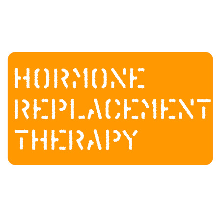 hormone replacement sign