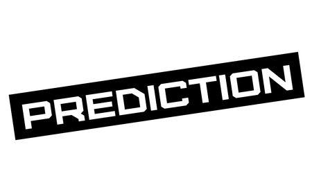 Signo tipográfico de predicción. Sello de Mosern negro y rojo.