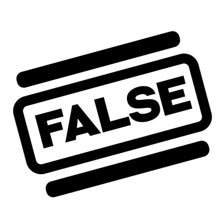 false black stamp on white background Stock fotó - 112051864