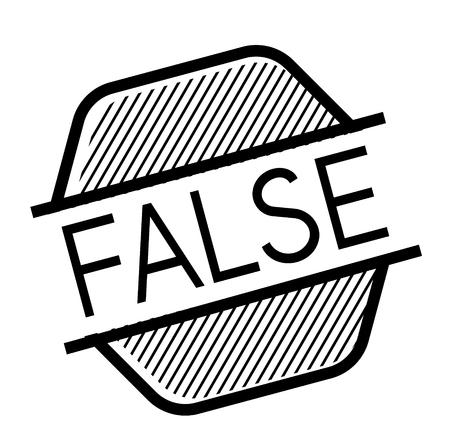 false black stamp on white background. Sign, label, sticker Stock fotó - 111912336