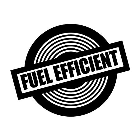 fuel efficient black stamp