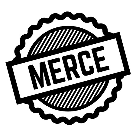 goods black stamp in italian language. Sign, label, sticker