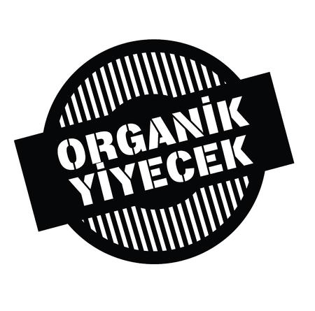 organic food stamp in turkish