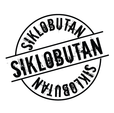 cyclobutane stamp in turkish