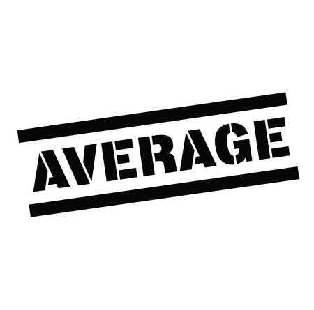average black stamp on white background. Sign, label, sticker Reklamní fotografie - 107538702