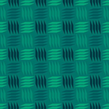 Abstract metal seamless pattern. Simple geometry series.