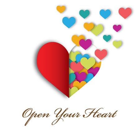door swings: Open your heart