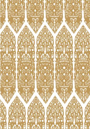 borneo: Borneo s motif
