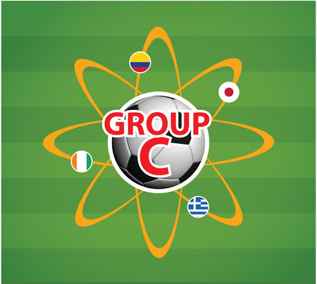 World Cup 2014 Group C photo