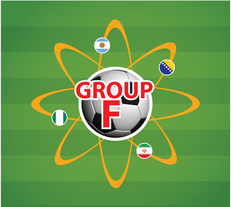 World Cup 2014 Group F Stock Photo - 27540881