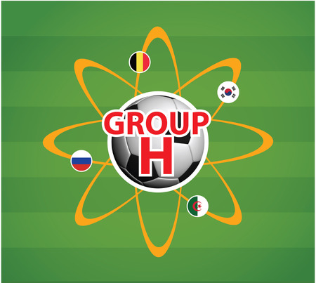 World Cup 2014 Group H photo