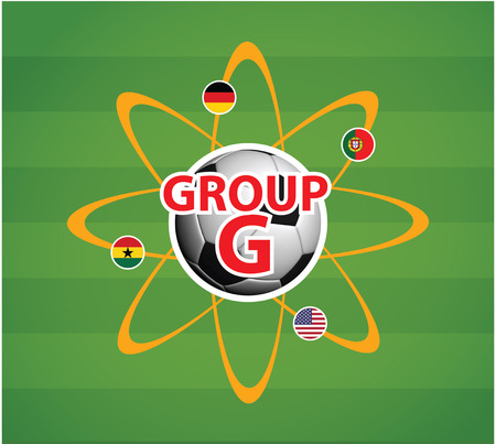 World Cup 2014 Group G photo