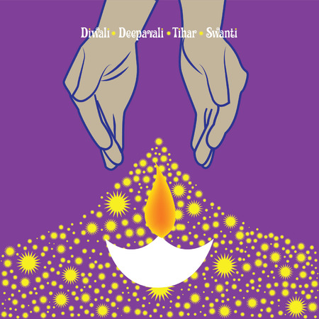 diyas: Diwali Deepavali - Rangoli