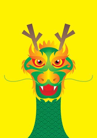 bateau de course: Happy Dragon chinois