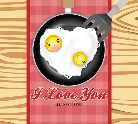 all smiles: Romantic cook