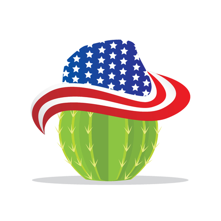 United States - Desert 向量圖像