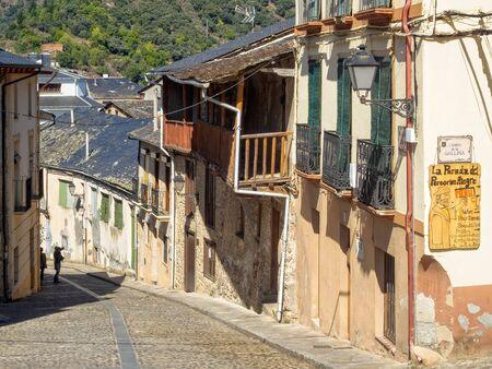 Campo de la Gallina Street - Villafranca del Bierzo Publikacyjne