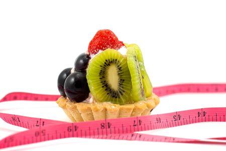 Fruit Tart  photo