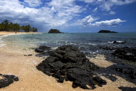 madagascar rock and beach