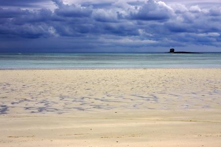 madagascar coastline,nosy iranja beach