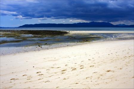 nosy: madagascar coastline,nosy iranja beach