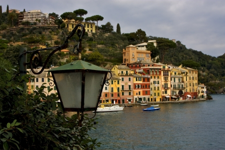 the  village of  portofino in the north of italy,liguria Stock Photo - 16056349