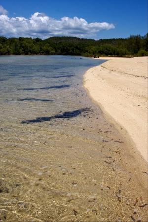 nosy mamoko madagascar lagoon and coastline