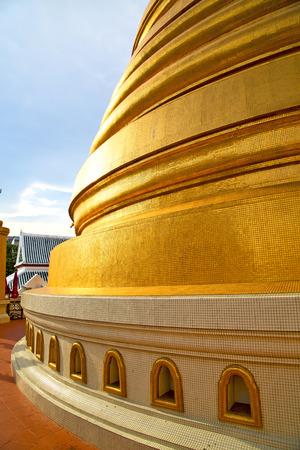 incision: kho samui bangkok in thailand incision of the buddha gold    temple