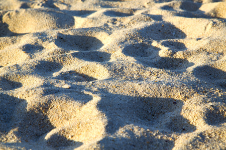 footstep: texture   footstep  in kho samui   bay thailand asia  rock stone abstract