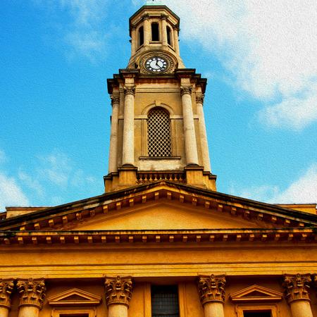notting hill: in Notting Hill inghilterra vecchia costruzione e la storia