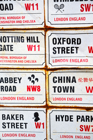 street market: signal street in london england europe         old    transport  icon
