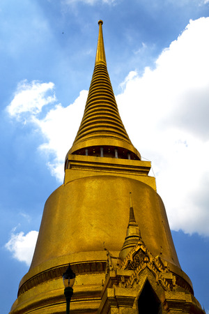 krung: bangkok in   temple  thailand abstract cross colors roof  wat     asia sky   and  colors religion mosaic rain