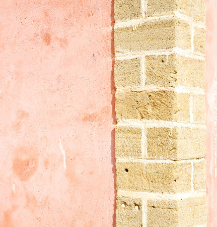 old wallpaper: texture wall in africa morocco the old brick construction concrete