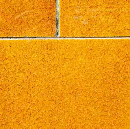 orange texture: in london    abstract texture of a ancien wall and ruined brick