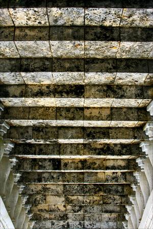 bahama: stairs step and column marble   gran bahama bahamas