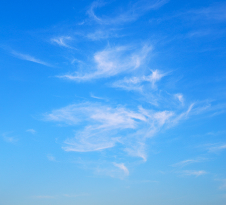 cloudscape: in the sky of world cloudy fluffy    cloudscape Stock Photo