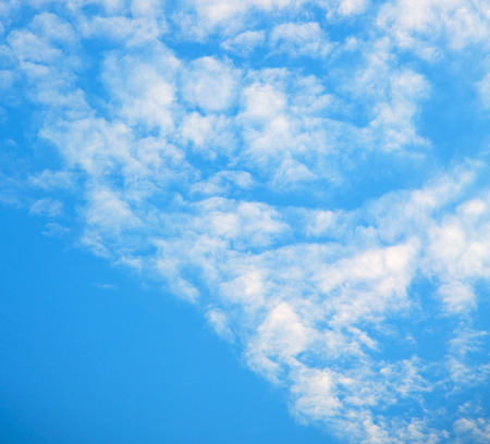 fluffy: in the sky of world cloudy fluffy    cloudscape Stock Photo