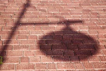 lanzarote: abstarct spain street lamp shadow arrecife teguise lanzarote