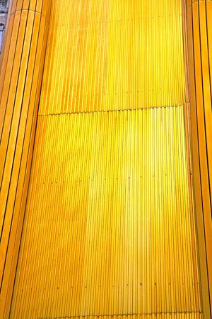 bangkok temple: thailand  bangkok      temple     abstract    in the  concrete    brick   shadow angle Stock Photo
