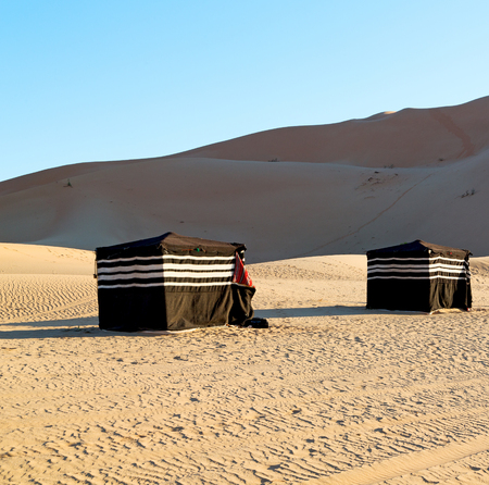 empty quarter and nomad tent of berber people in oman the old desert photo & Empty Quarter And Nomad Tent Of Berber People In Oman The Old ...