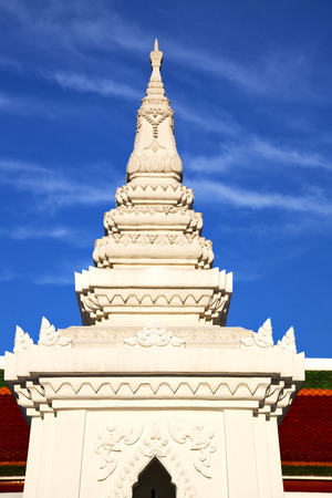 krung: asia  bangkok in   temple  thailand abstract   cross colors roof    wat        and    colors religion mosaic  sunny