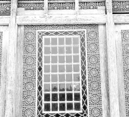 shiraz: blur in iran shiraz the old persian   architecture window and glass in background