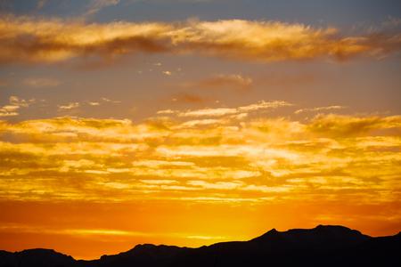 Unschärfe in Südafrika Natur Wolke Licht und leeren Himmel