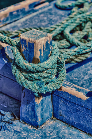 worn: blur  in   philippines  a rope in  yacht accessory  boat  like  background abstract