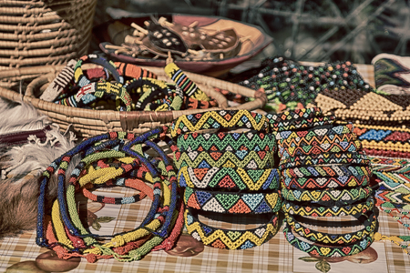 blur in south africa    handmade    decorative  accessories like fashion african jewelry